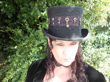 Alison Steampunk Lincoln 1