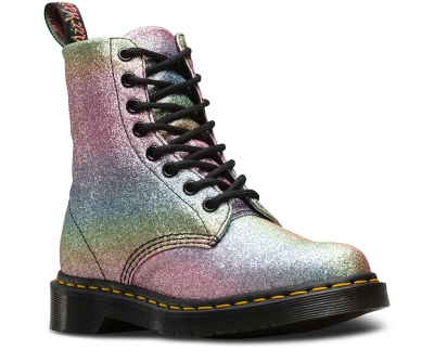 Doc Martens - sparkly