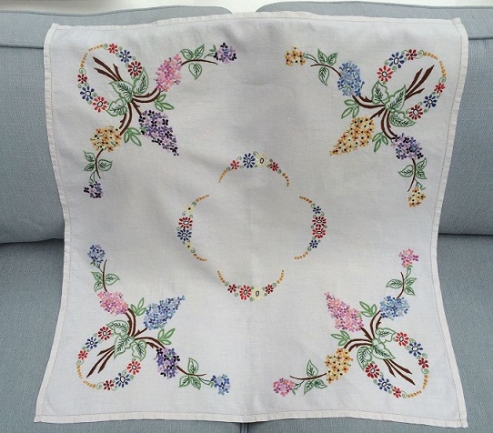 Ebay tablecloth 1