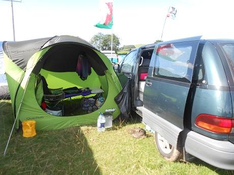 Farmer Phils 1 - tent