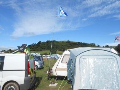 Farmer Phils 2 camping