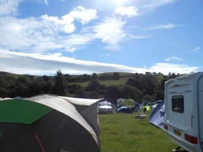 Farmer Phils 3 camping