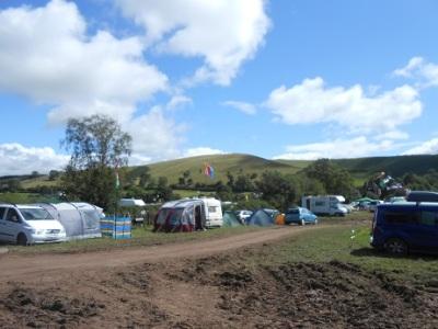Farmer Phils 5 camping