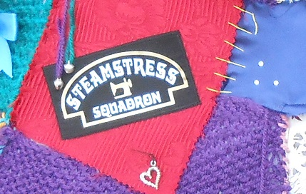 Seamstress Squadron patch