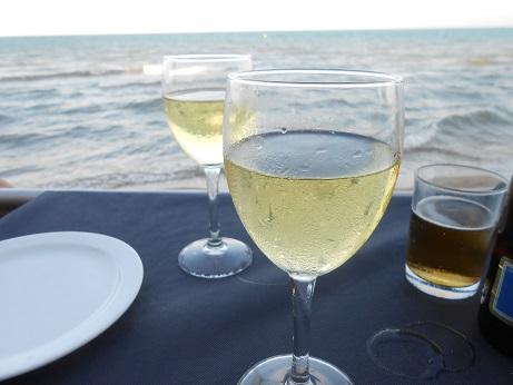 Spain - August - wine