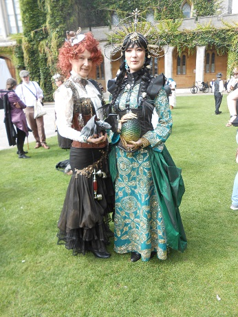 Steampunk costumes 4