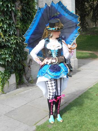 Steampunk costumes 8