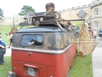 Steampunk VW 4