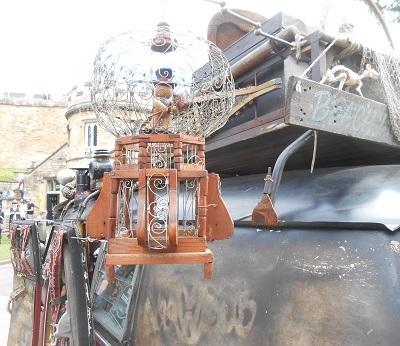 Steampunk VW 5
