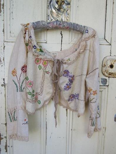 Tablecloth garment 1