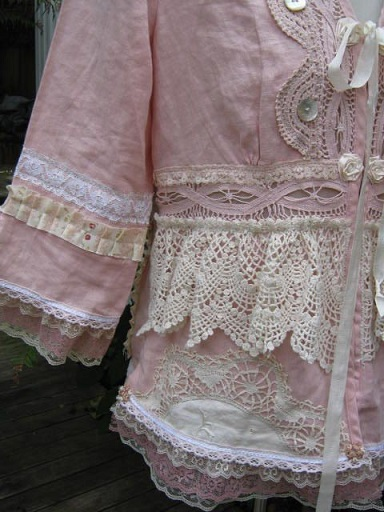 Tablecloth garment 3