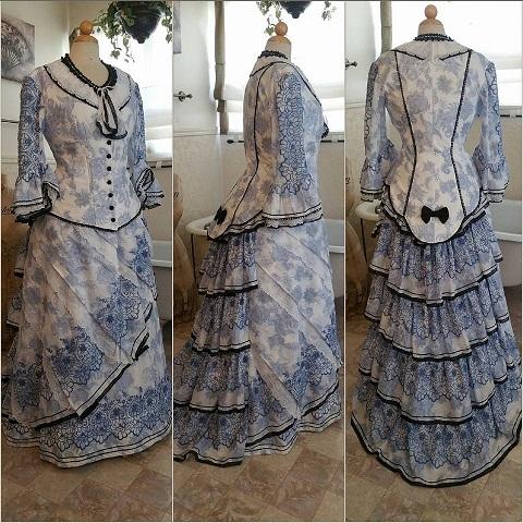 Burda jacket pattern adapted - small