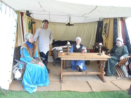 Caldicot camp 3