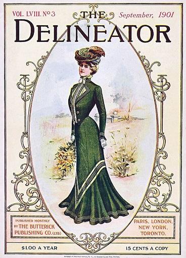 Delineator magazine 2