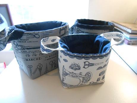 Yarndake bags Sept 1