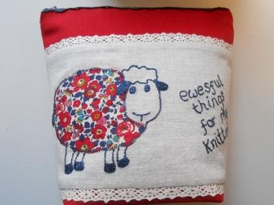 Yarndale sheep bags 2