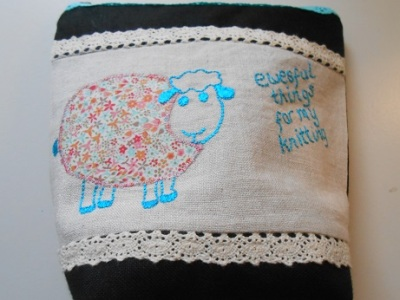 Yarndale sheep bags 3