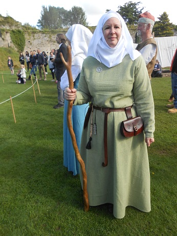 Caldicot - Kerry Peasant dress 1