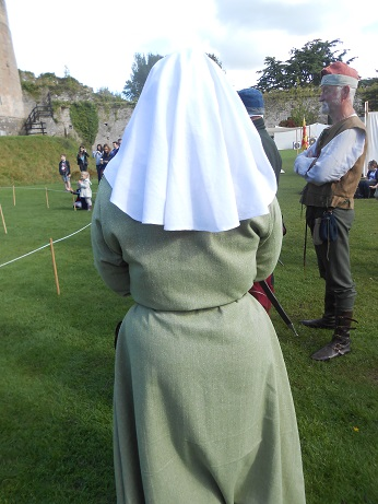 Caldicot - Kerry Peasant dress 2
