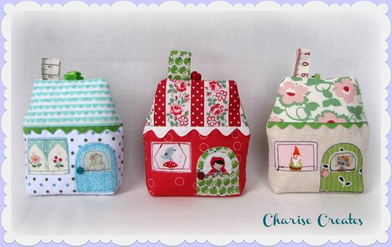 Cottages - Charise Creates