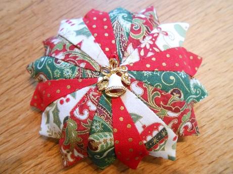 Nov - Xmas stitching 5