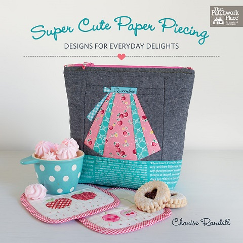 Super Cute Paper Piecing Book