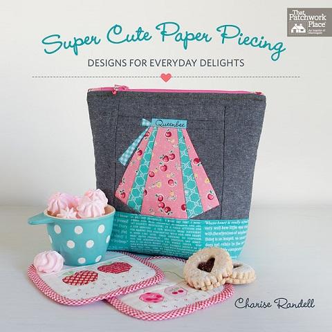 Super Cute Paper Piecing Book