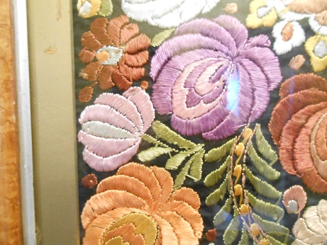 Clumber embroidery 2
