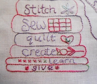Elefantz Splendid Sampler completed 4