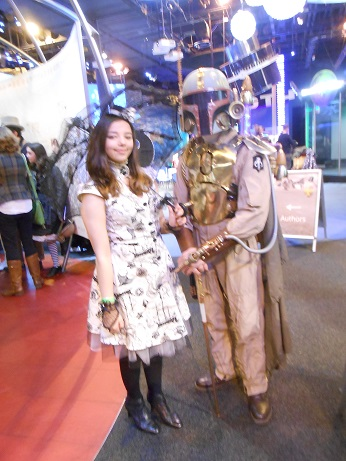 Steampunks in Space 2