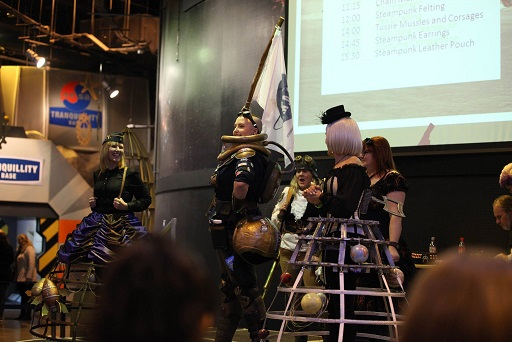 Steampunks in Space 8