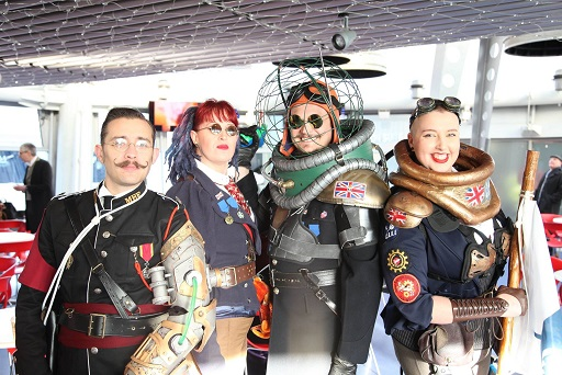 Steampunks in Space 9