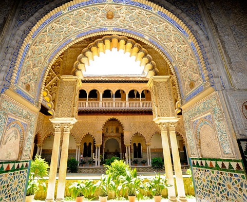 Alcazar-of-Seville