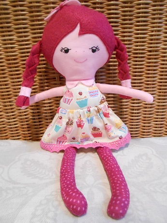Doll finished 1