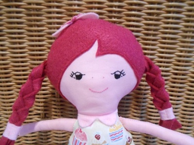 Doll finished 2