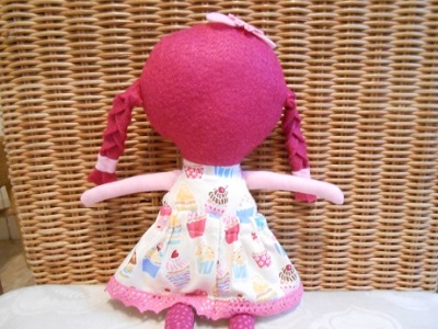 Doll finished 7