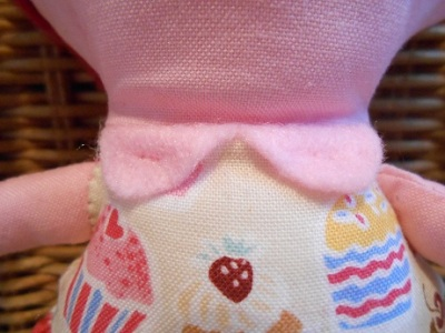 Doll finished 9