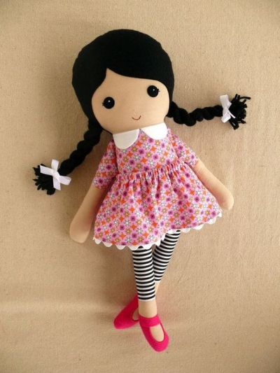 Pinterest Doll 3