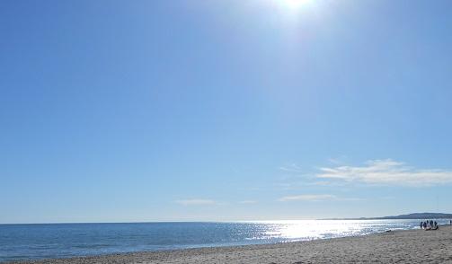 Spain - Beach New Year