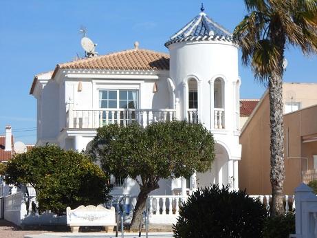 Spain - houses 1
