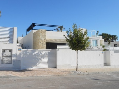 Spain - houses 22 - new builds 7