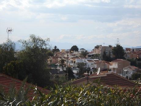 Spain - houses 3 Mum's view 2