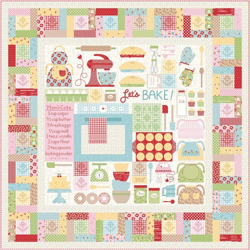 Bake Sale 2 Quilt small-01
