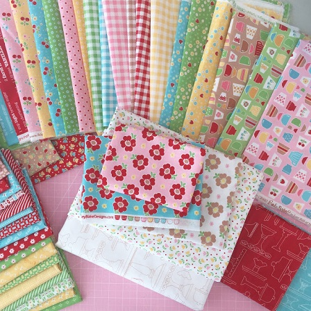 Bake Sale fabric