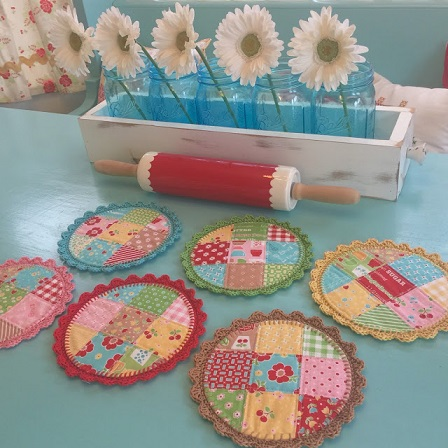 Bake Sale pot holders