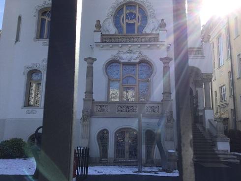 Budapest Art Deco House 2