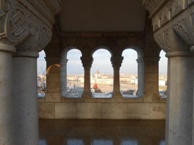 Budapest Bastion 1