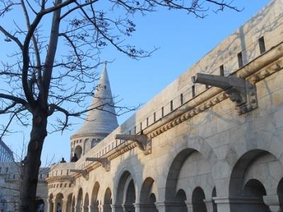 Budapest Bastion 3