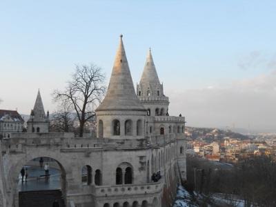 Budapest Bastion 4