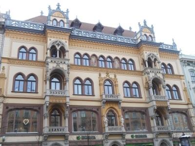 Budapest Buildings 1